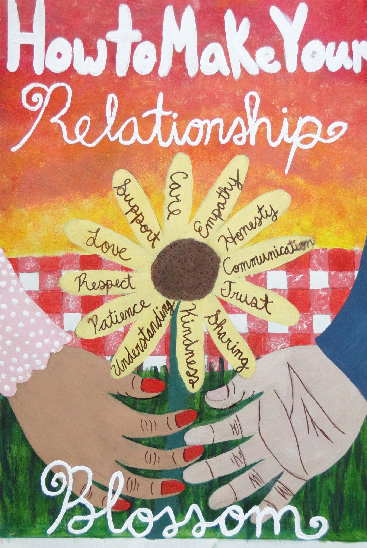 Teen Dating Violence AwarenessPoster NL